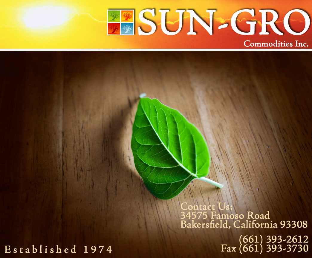 Sun-Gro Commodities